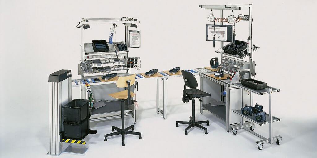 Systém pre manuálnu výrobu