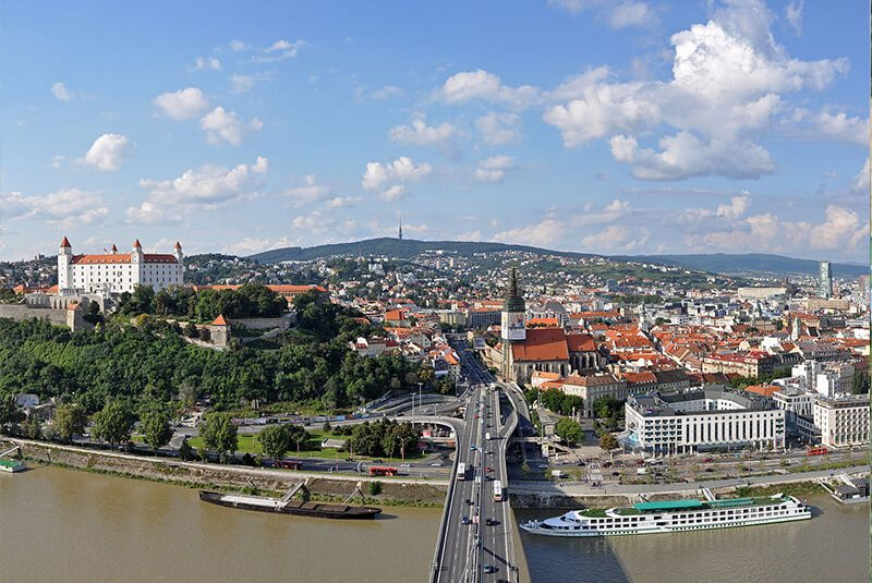 Kancelária v Bratislave
