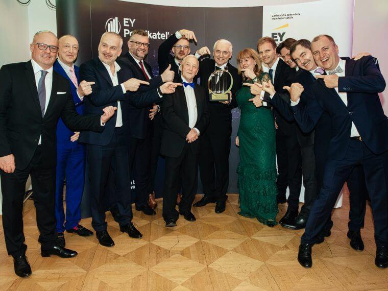 Zverejňujeme víťazné video zo súťaže EY Podnikateľ roka