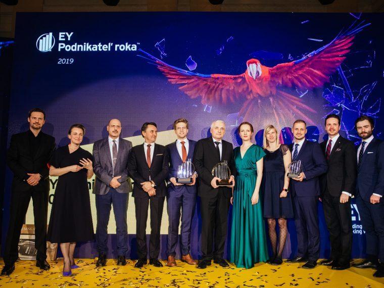 Čo sme napísali do prihlášky na EY Podnikateľ roka?